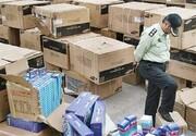 کشف ۳ کانتینر حامل بار قاچاق با ارزش ۶۰ میلیارد تومان |۵۸ قاچاقچی دستگیر شدند
