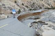 فرماندار: پیگیر تأمین اعتبار برای رفع خسارتهای سیل در ارتفاعات مهدیشهر هستیم