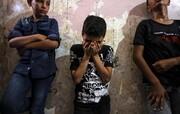 عکس روز  سوگواری در غزه