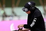 هفتمین طلای کاروان ایران در پارالمپیک توکیو   ساره جوانمردی قهرمان تپانچه ۱۰ متر شد