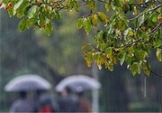 ادامه بارشها در ۶ استان | احتمال رگبار باران و رعد و برق در پایتخت