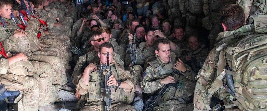 آیا سربازان افغان به ارتش بریتانیا ملحق میشوند؟