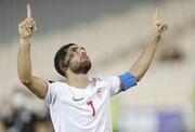 عکس | واکنش جالب فاینورد به گلزنی جهانبخش در تیم ملی
