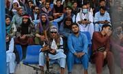 عکس روز   طالبان در مسابقه کریکت