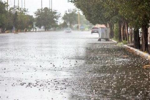 بارش پراکنده در نقاط مختلف کشور | کاهش ۸ تا ۱۰ درجهای دما در شمال شرق کشور | تهران خنک میشود
