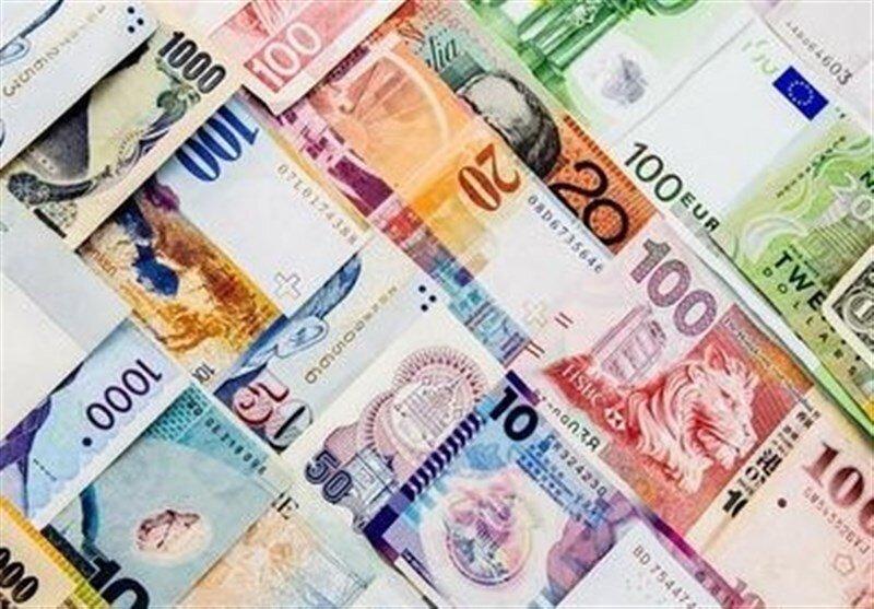 نرخ ۲۵ ارز کاهش یافت   جدیدترین قیمت رسمی ارزها در ۱۸شهریور ۱۴۰۰