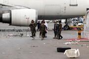 تصاویری از فرودگاه تخریب شده کابل | ۱۰۰ نفر آمریکایی هنوز در افغانستان هستند