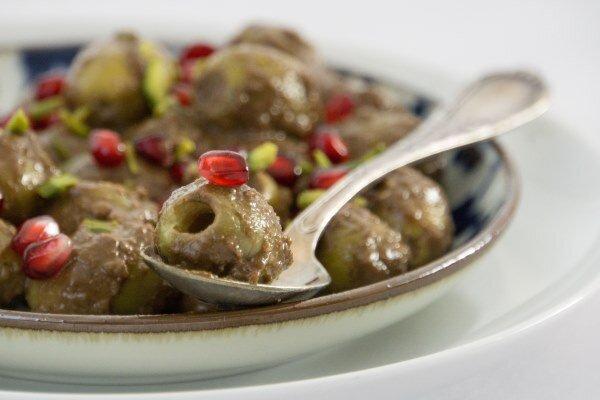 Marinated Olives - زیتون پرورده - zeitun parvarde