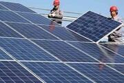 احداث دومین نیروگاه خورشیدی در منطقه ۱۹