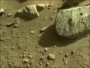 «استقامت» دومین نمونهبرداریاش را از سنگ مریخی انجام میدهد