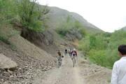 کوهپیمایی از ۲ مسیر زیبا اما پرخطر در غرب تهران