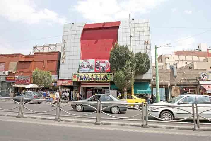 شکوه سینما دیروز و امروز