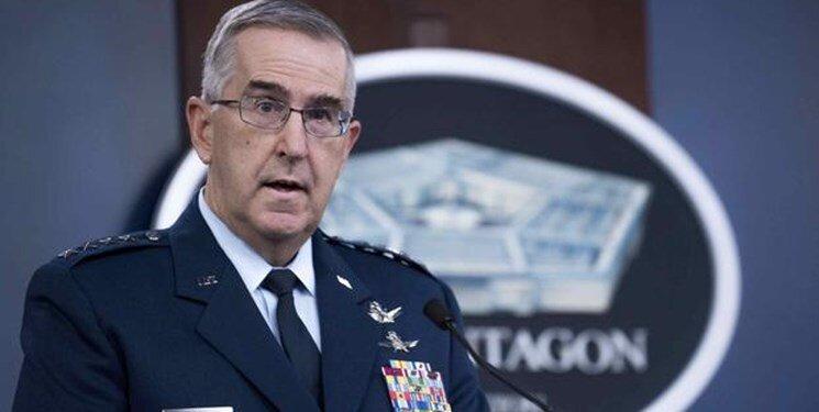 «جان هایتن» نایب رئیس ستاد مشترک ارتش آمریکا