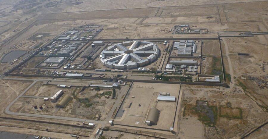 زندان پل چرخی کابل