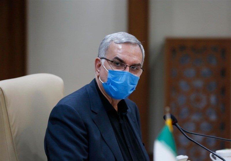 وزیر بهداشت ـ عین اللهی