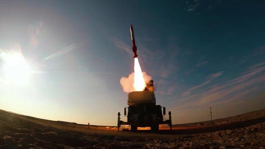 تصاویر   جدیدترین سامانه پدافندی هوافضای سپاه   ویژگیهای تاکتیکی سامانه ۹ دی را بشناسید