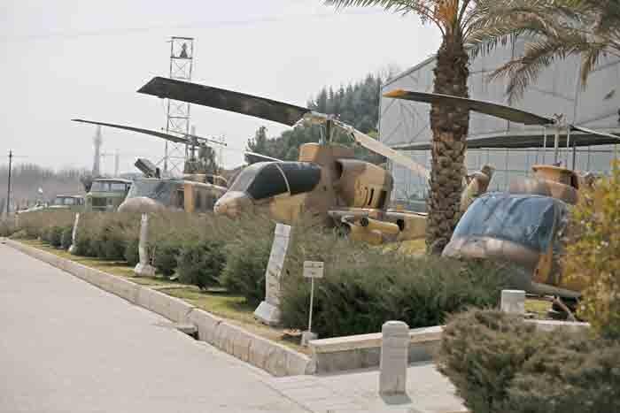 بماند به یادگار   گشتی در موزه دفاعمقدس