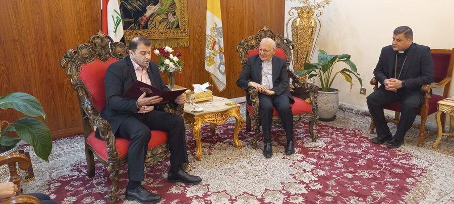 نماینده مسیحیان آشوری و کلدانی ایران در مجلس