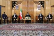 اظهارات رئیسی قبل از سفر به تاجیکستان | فصل جدیدی از روابط در زمینه های سیاسی و اقتصادی رقم خواهد خورد | فهرست همراهان رئیس جمهور در دوشنبه