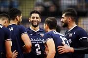 ایران ۳ - چین تایپه صفر | صعود مقتدرانه والیبال ایران به نیمهنهایی آسیا