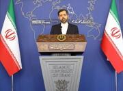 خطیبزاده خطاب به وزیر خارجه انگلیس: لندن باید رویکرد خود را تغییر دهد