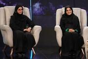 ویدئو | میزبانی جاذبه از همسر و فرزند مرحوم علی سلیمانی