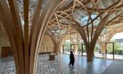 رقابت مسجد چوبی کمبریج با یک پل شگفتانگیز برای معتبرترین جایزه معماری انگلستان
