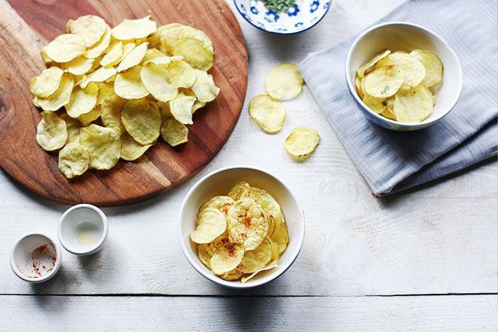 chips - چیپس سیب زمینی