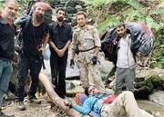 گفتوگو با خلبانی که در جنگلهای سوادکوه سقوط کرد | از مرگ برگشته