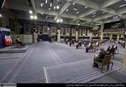 تصاویر | دیدار قهرمانان المپیک و پارالمپیک ایران در بازیهای ۲۰۲۰ توکیو با رهبر انقلاب