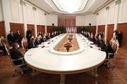 هدفگذاری برای تجارت ۵۰۰ میلیون دلاری میان ایران و تاجیکستان | امامعلی رحمان: به طور جدی علاقهمند به استفاده از بندرچابهار و بندرعباس هستیم