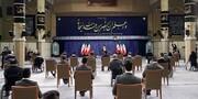 ترجمه کتیبه نصبشده در حسینیه امام خمینی(ره) در دیدار مدالآوران ایران با رهبر انقلاب