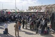 دستگیری ۱۷۰ زائر غیرقانونی اربعین در مرز | ۳۴۵ زائر بازگردانده شدند