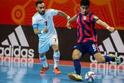 گزارش تصویری | دیدار تیمهای ملی فوتسال ایران و آمریکا