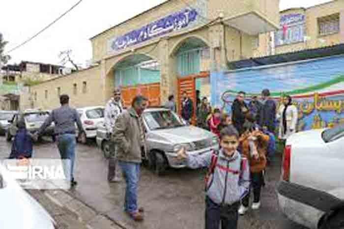 استقبال از مهر ۱۴۰۰ | آموزش ارتقای فرهنگ ترافیک در منطقه ۱۲