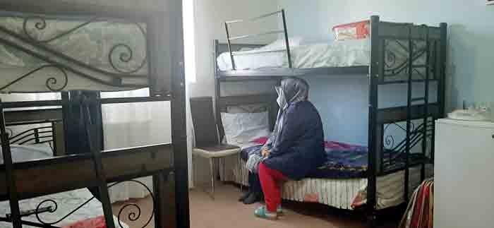 پذیرش همراهان بیماران کمبضاعت در همراهسرای مهربانی منطقه ۷   سقفی برای التیام دردها