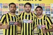 دعوت ستارههای ایرانی باشگاه یونانی به تیم ملی