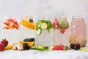 طرز تهیه نوشیدنیهای چربیسوز برای لاغری سریع