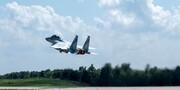 قطر جنگنده «ابابیل» را آزمایش کرد | همکاری وزارت دفاع قطر و شرکت آمریکایی بویینگ