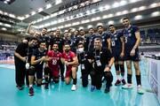 والیبال ایران بر بام آسیا ایستاد | انتقام از ساموراییها با مربی ایرانی