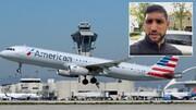 اخراج بوکسور مسلمان بریتانیایی از هواپیما آمریکایی