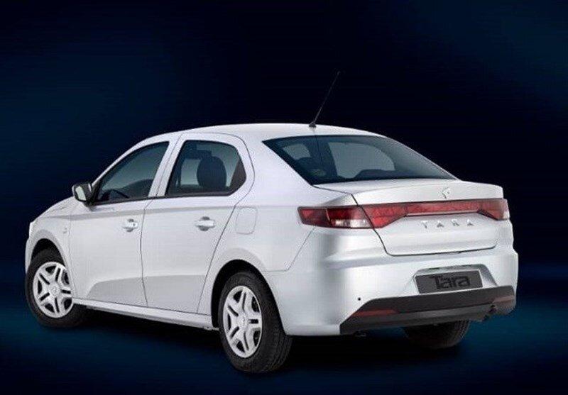 تارا - ایران خودرو