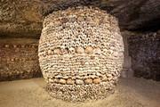 کشف دخمهای با ۶ میلیون اسکلت