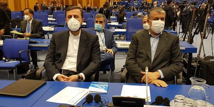 اسلامی: آژانس از سیاسیکاری بپرهیزد    برجام یک نمونه بارز از حسن نیت ایران است    آمریکا راهی ندارد جز اینکه تحریمهای یکجانبه را لغو کند