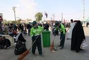اعزام ۳۰۰ نیروی خدمات شهری شهرداری تهران به عتبات برای مراسم اربعین