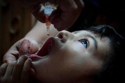 عکس روز| قطره واکسن