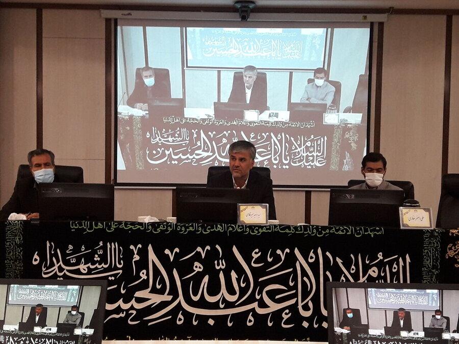 جلسه شورای شهر اراک