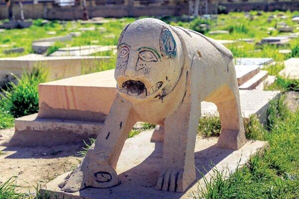 گور باستانی