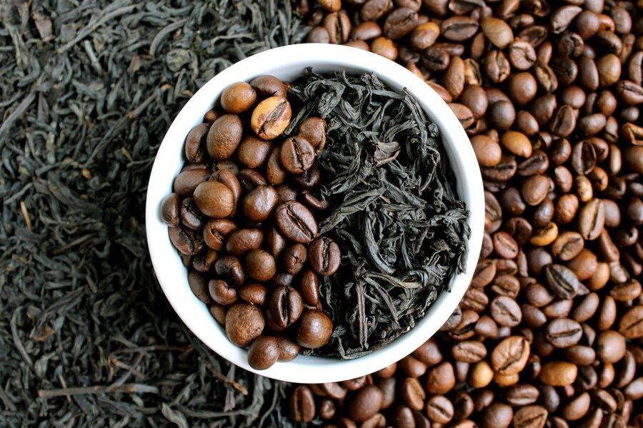Caffeine - کافئین - قهوه - چای