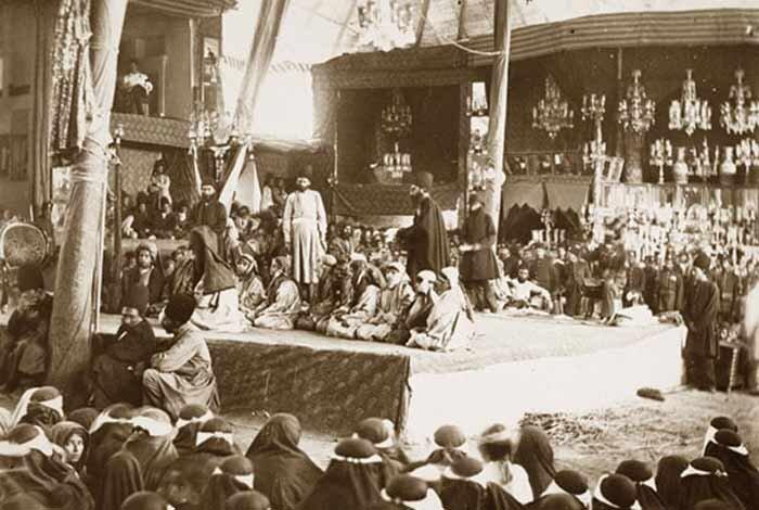 این رسمهای ماندگار | مروری بر رسوم ویژه عزاداری شمیرانیها